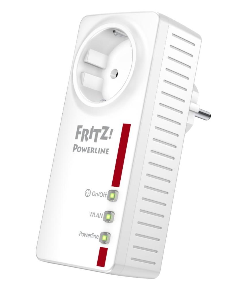 AVM FRITZ!Powerline 546E - Intelligente Steckdose