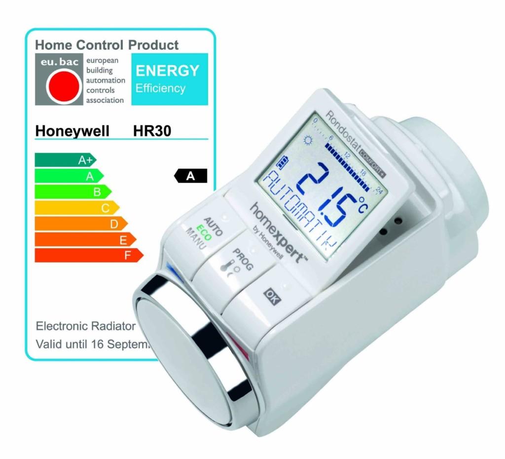 Honeywell Homexpert Heizkörperthermostat HR30
