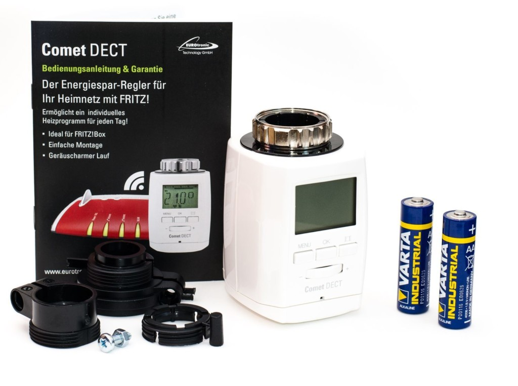 EUROtronic Comet DECT - Lieferumfang