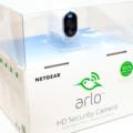 Netgear Arlo – Kabellose HD-Überwachungskamera für Drinnen und Draußen