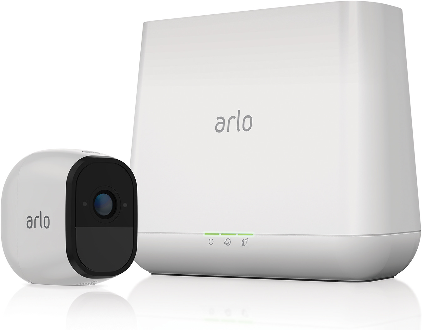 netgear arlo pro kabellose berwachungskamera mit akku. Black Bedroom Furniture Sets. Home Design Ideas