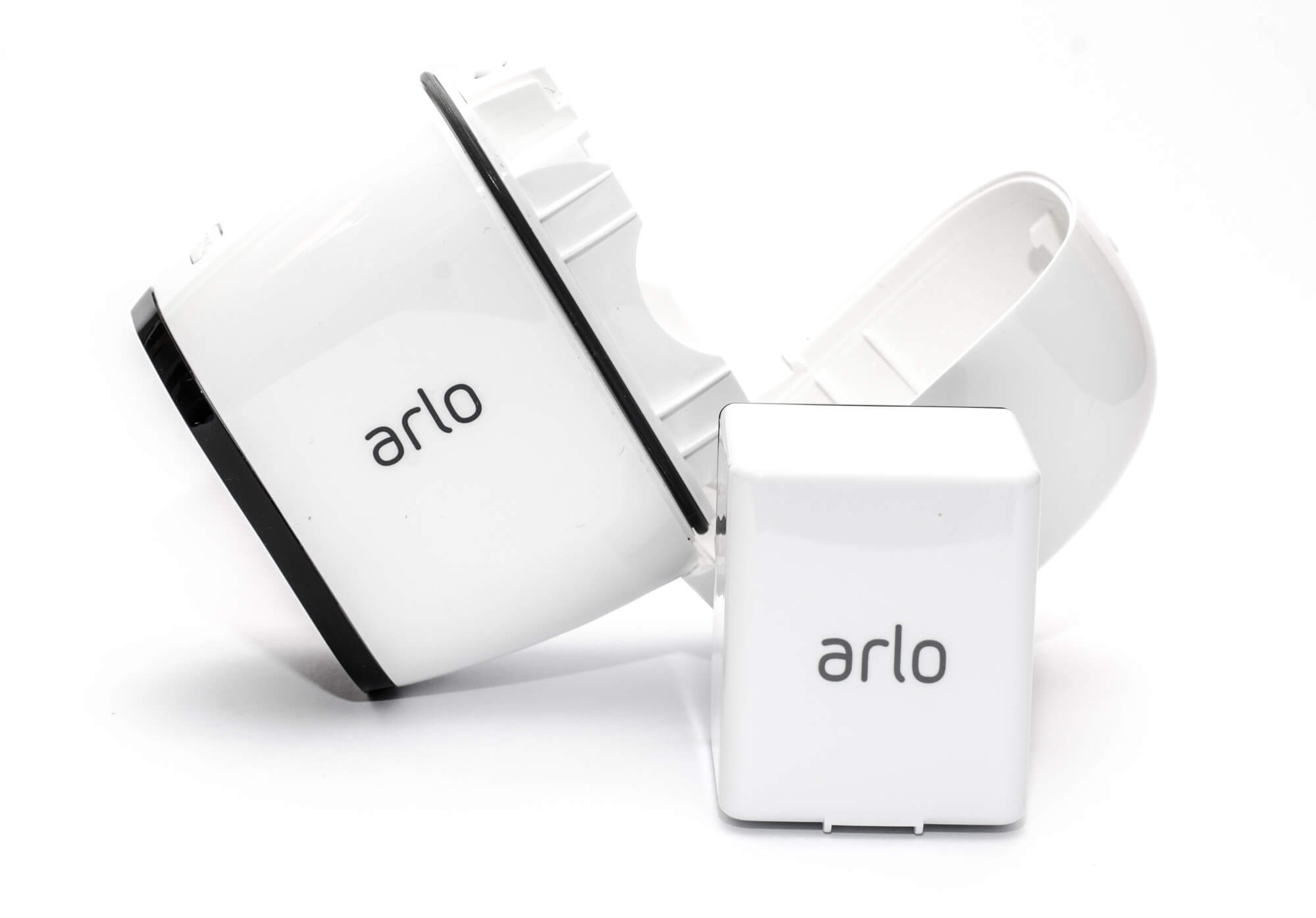 netgear arlo pro im test smart home one. Black Bedroom Furniture Sets. Home Design Ideas