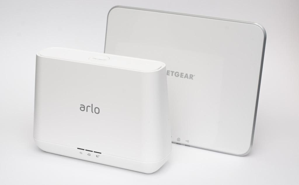 Netgear Arlo Pro - Vergleich Basisstationen