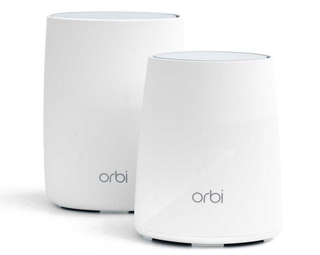 Netgear Orbi - Vergleich RBR50 vs. RBR40