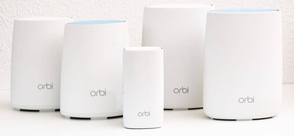 Netgear Orbi - Produktfamilie