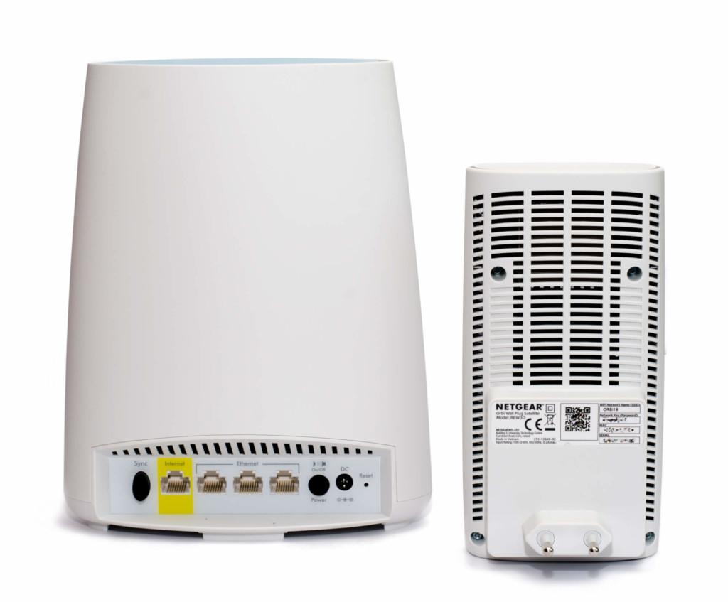 Netgear Orbi - Router und Satellit (RBK30)