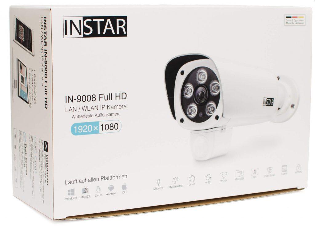 INSTAR IN-9008 Full HD - Verpackung