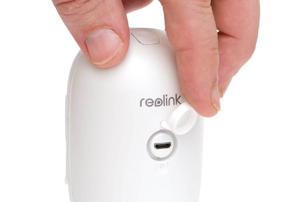 Reolink Argus 2 - USB-Anschluss