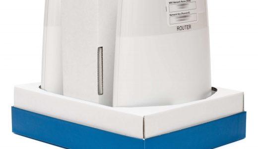 Netgear Orbi (RBK20) - Verpackungsinhalt