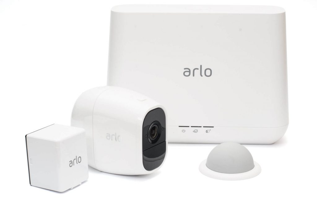 Arlo Pro 2 - Verpackungsinhalt
