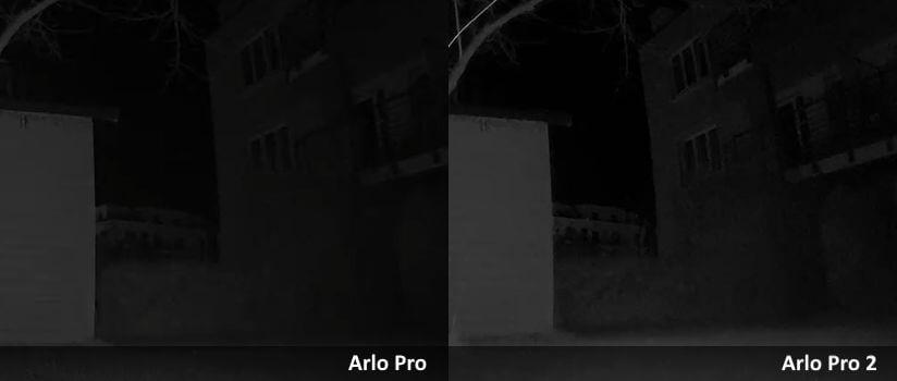 Arlo Pro 2 - Vergleich Reichweite