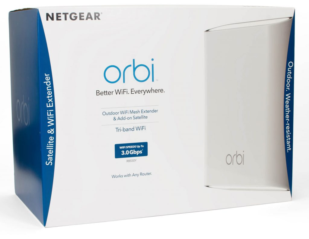 Netgear - Orbi Outdoor
