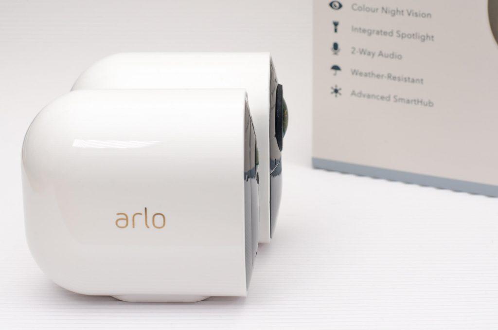 Arlo Pro 3 vs. Arlo Ultra