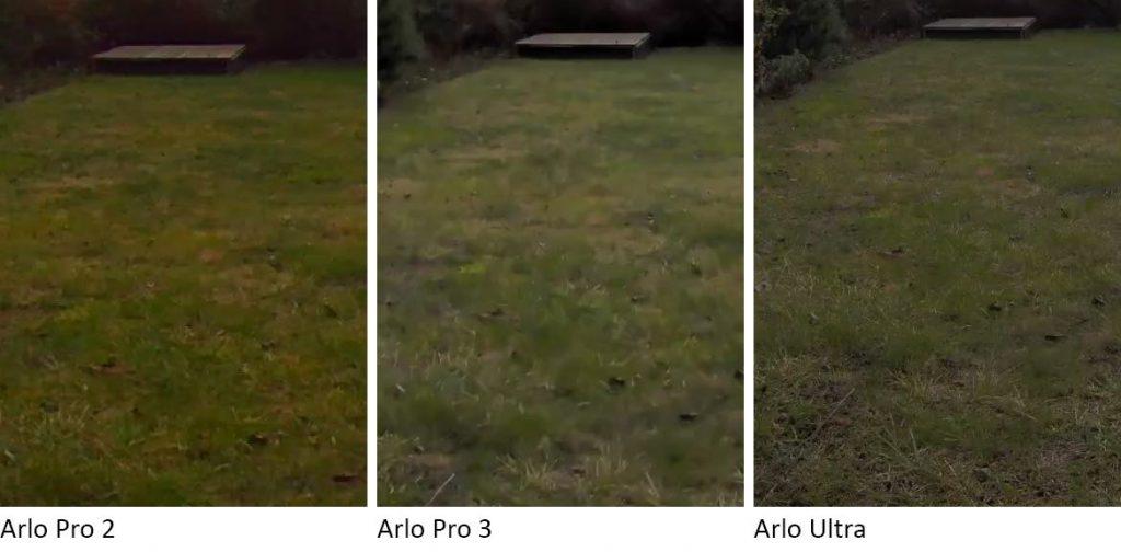 Vergleich Bildqualität - Pro 2 vs. Pro 3 vs. Ultra