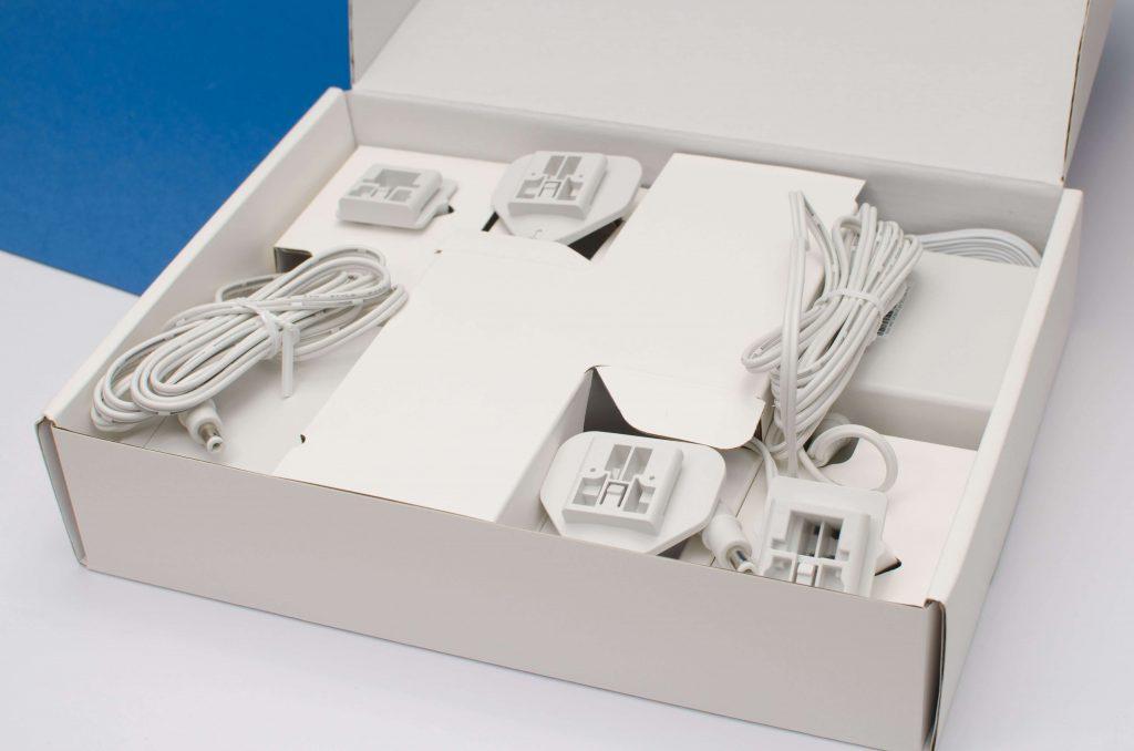 Orbi RKB852 - Netzteile und Kabel